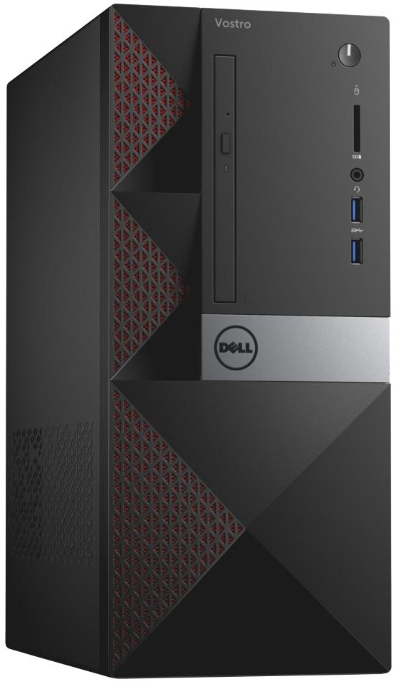 Dell Vostro 3668 MT, Intel Core i5-7400 Quad-Core (up to 3.0