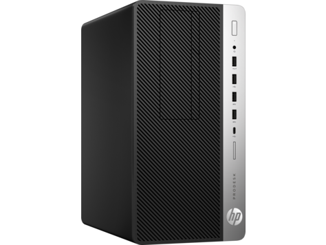 HP ProDesk 600 G3, Intel® Core™ i5-7500 with Intel HD Graphi