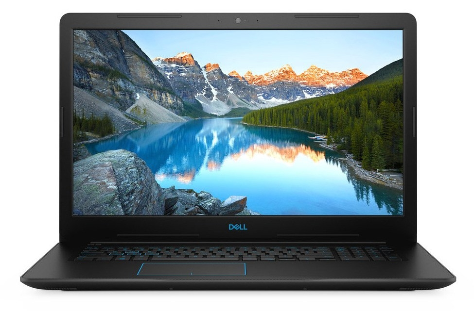 Dell G3 3779, Intel Core i5-8300H Quad-Core (up to 4.00GHz,
