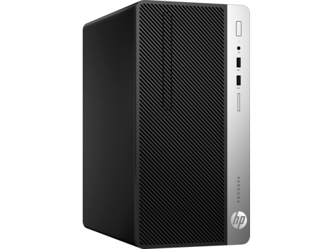 HP ProDesk 400 G5 MT, Core i5-8500(3GHz, up to 4.1Ghz/6MB/6C