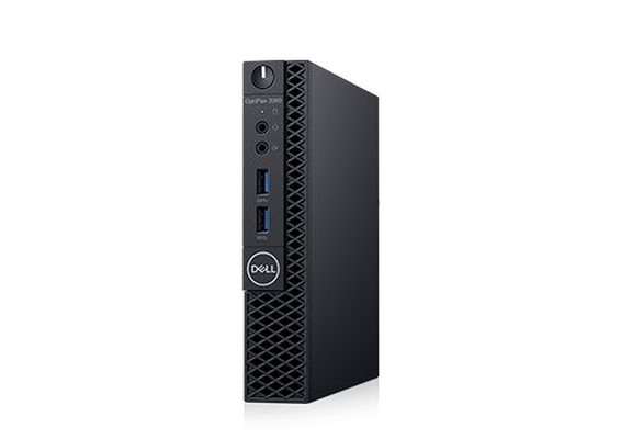 Dell OptiPlex 3060 MFF, Intel Core i3-8100T (3.10 GHz, 6M),