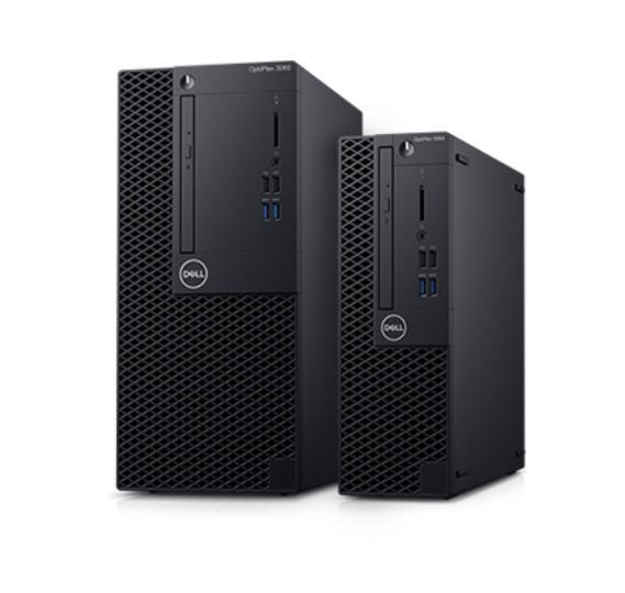 Dell OptiPlex 3060 MT, Intel Core i5-8500 (up to 4.10 GHz, 9