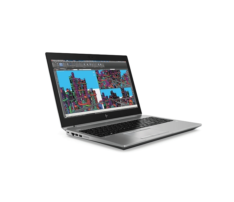 HP ZBook 15 G5, Core i7-8750H(2.2GHz, up to 4.1GHz/9MB/6C),