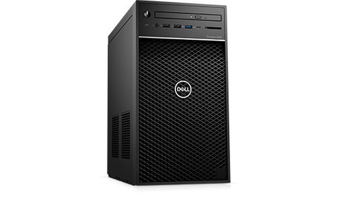 Dell Precision 3630 Tower, Intel Core i5-8500, (3.0GHz, 6 Co