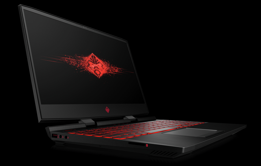 HP OMEN  Intel Core i7-8750H hexa ( 2.20 GHz up to  4.10 GHz