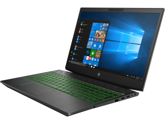 HP Pavilion Gaming  Intel Core i7-8750H hexa ( 2.20 GHz up t