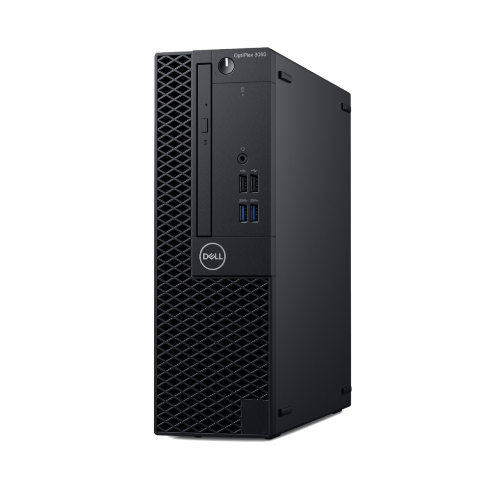 Dell OptiPlex 3060 SFF, Intel Core i3-8100 (3.60 GHz, 6M), 4