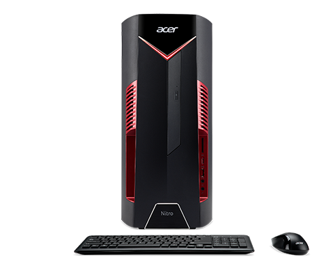PC Acer Nitro N50-600 (Nitro 50) 16L/Intel Core i5-8400/up t