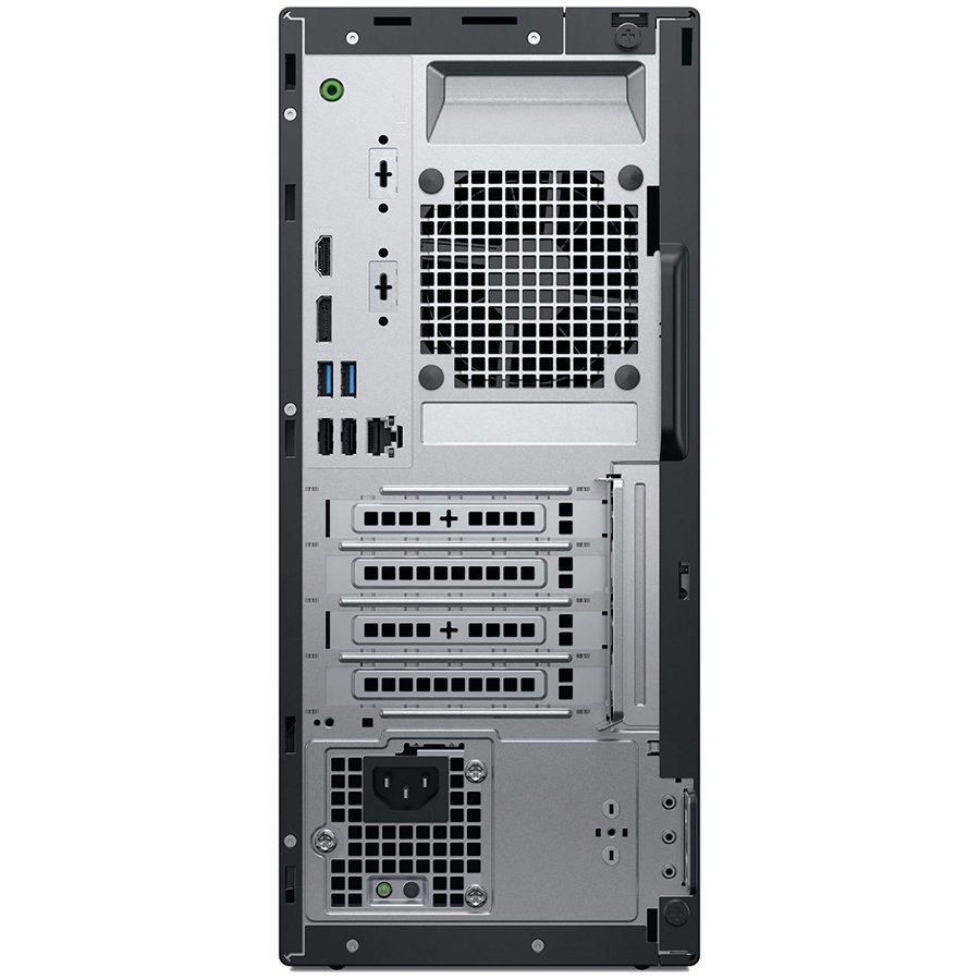 Dell OptiPlex 3060MT, 260W up to 85%, TPM, Core i3-8100 (4 C