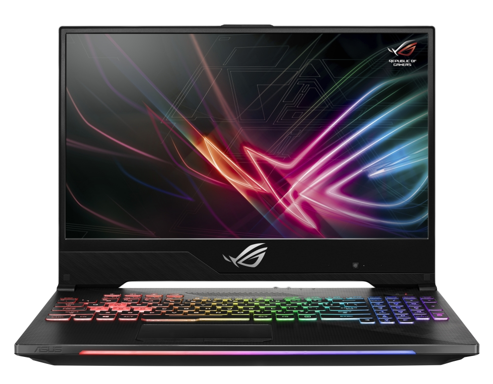 Asus STRIX GL504GM-ES155, Intel Core i7-8750H (up to 4.1 GHz