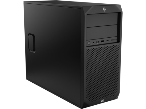 HP Z2 Workstation Tower G4  Intel® Core™ i7 8700 with Intel®