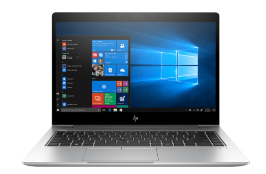 HP EliteBook 840 G5, Core i5-8250U(1.6Ghz, up to 3.4GH/6MB/4