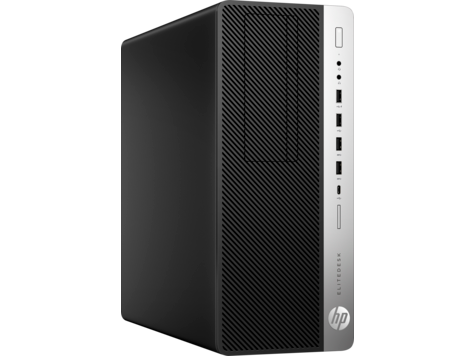 HP EliteDesk 800 G4 TWR PC Intel Core i7-8700 3.2 6C 65W 16G
