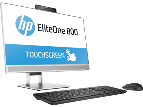 HP Elite One 800 G4E AiO Intel® Core™ i5-8500 with Intel® UH