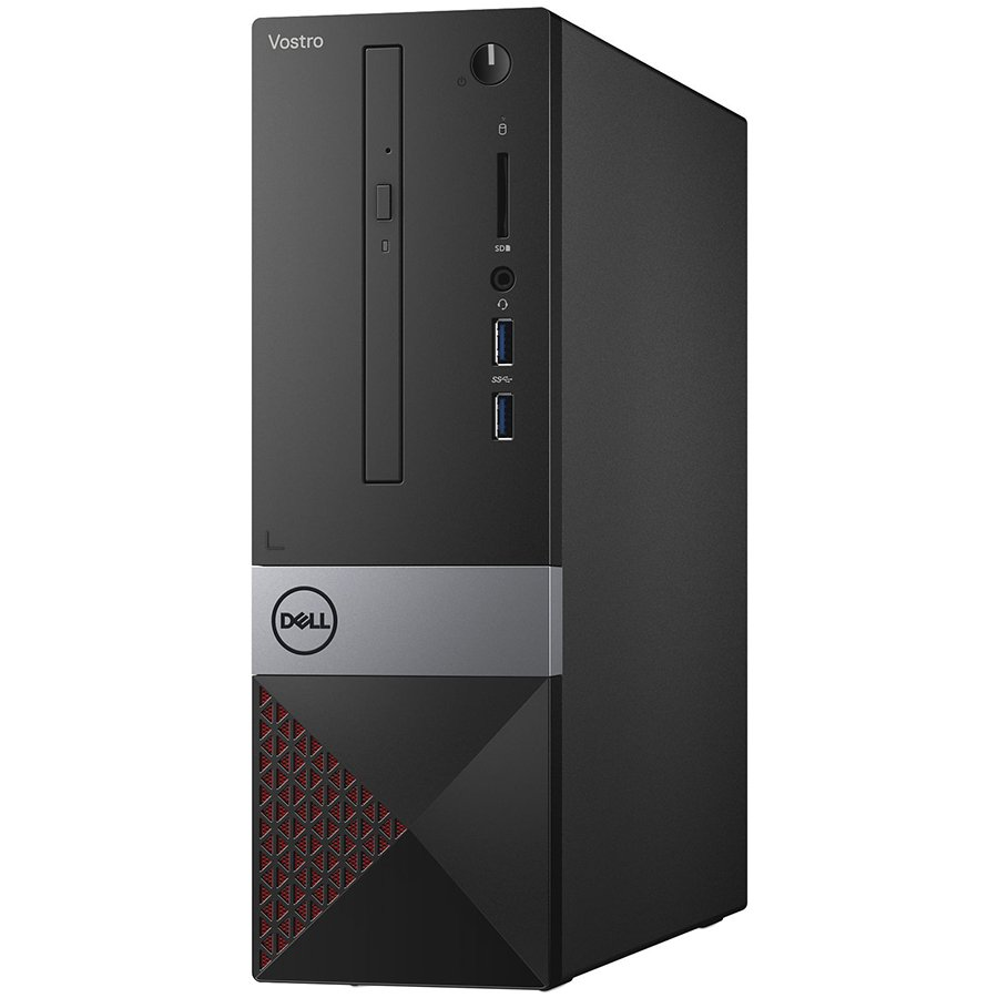 Dell Vostro Desktop 3470 SFF, Intel Core i3-8100, 4GB(1x4GB)