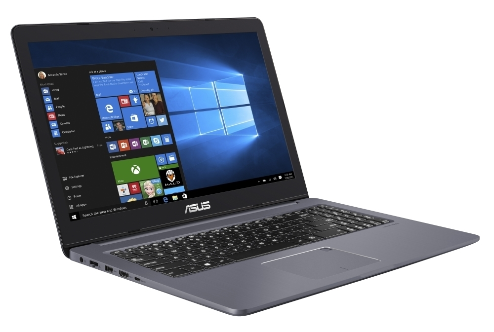 Asus VivoBook PRO15 N580GD-E4154, Intel Core i7-8750H (up to
