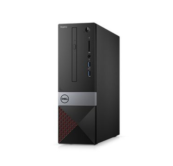 Dell Vostro 3470 SFF, Intel Core i3-8100 (3.60GHz, 6MB), 4GB