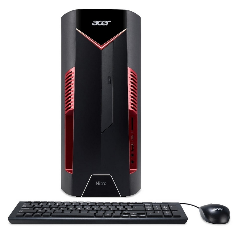 Acer Nitro N50-600, Intel Core i7-8700 (up to 4.60GHz, 12MB)