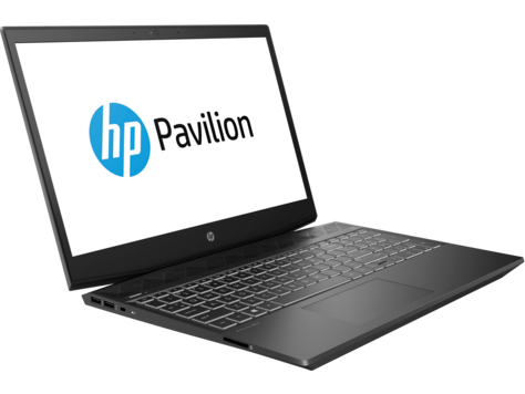 HP Pavilion Gaming Laptop Intel® Core™ i7-8750H (2,2 GHz up