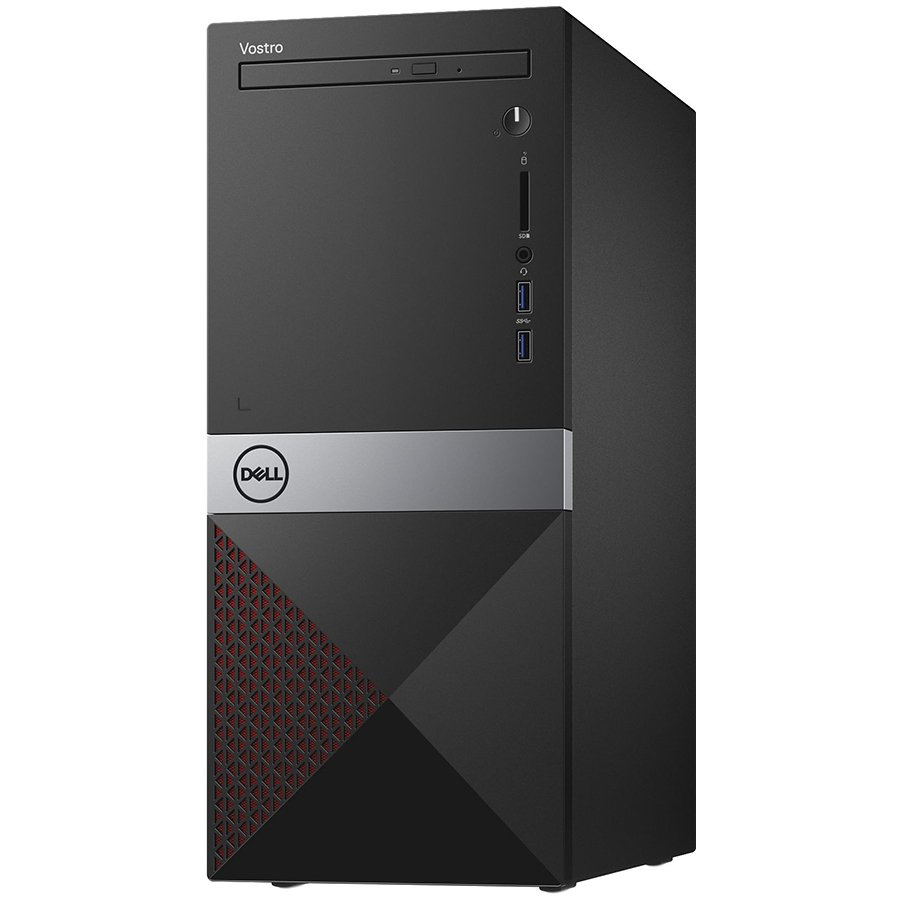 Dell Vostro Desktop 3670, Core i5-8400 (9MB , up to 4.0 GHz)