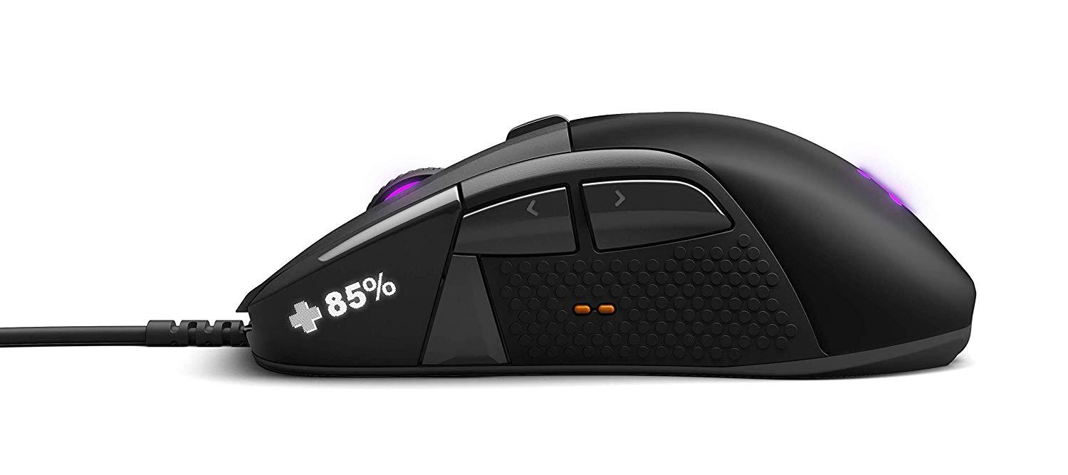 Gaming Mouse SteelSeries, Rival 710, Optical, Wierd, USB